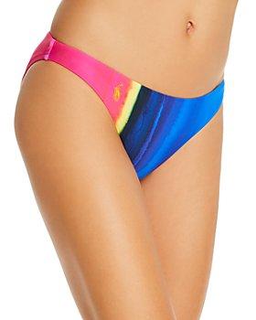 Ralph Lauren - Dip-Dye Hipster Bikini Bottom