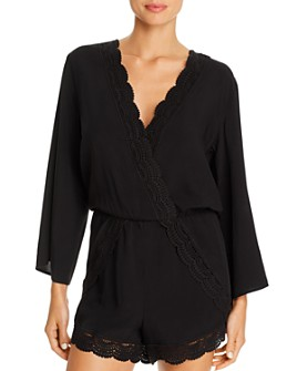 La Blanca - Costa Brava Romper Swim Cover-Up