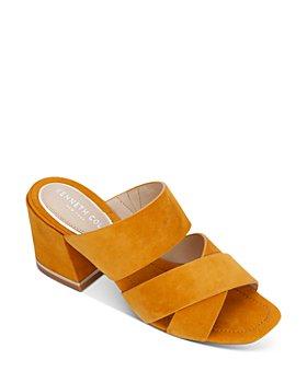 Kenneth Cole - Women's Maisie Block Heel Sandals