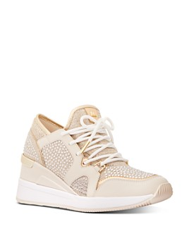 MICHAEL Michael Kors - Women's Liv Mid-Top Sneakers