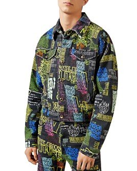 Versace Jeans Couture - Graffiti Jacket