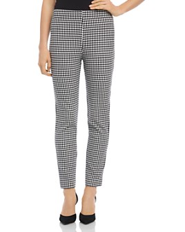Karen Kane - Piper Houndstooth Pull-On Pants
