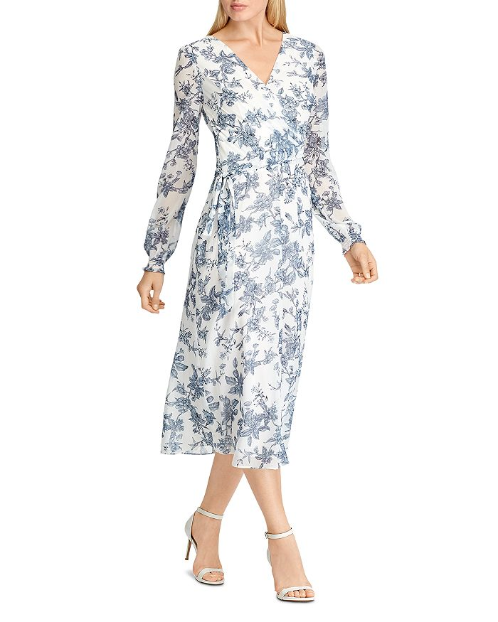 Ralph Lauren - Floral Georgette Midi Dress