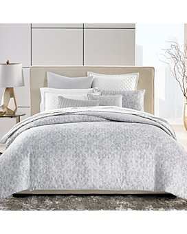 Hudson Park Collection - Diffused Geo Bedding Collection - 100% Exclusive