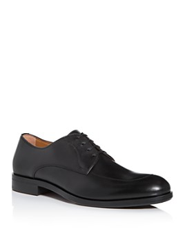 BOSS Hugo Boss - Men's Regent Leather Apron-Toe Oxfords