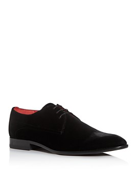 BOSS Hugo Boss - Men's Appeal Velvet Plain-Toe Oxfords