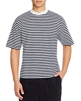 Barbour - White Label Striped Tee