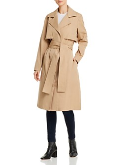 7 For All Mankind - Tiered Trench Coat