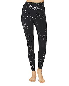 Spiritual Gangster - High-Rise Star Print Leggings