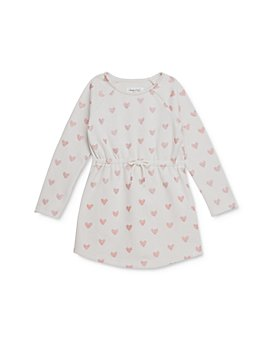 Sovereign Code - Girls' Dawn Glitter Hearts Dress - Little Kid, Big Kid