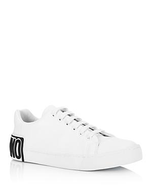 Moschino Women\\\'s Low-Top Logo Platform Sneakers