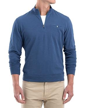 Johnnie-o Keane Quarter-Zip Sweatshirt-Men