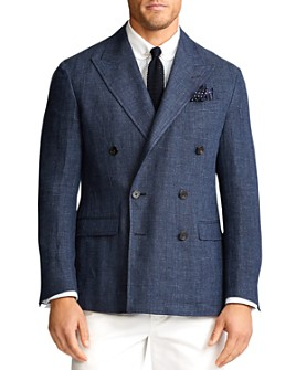 Polo Ralph Lauren - Herringbone Double-Breasted Sport Coat