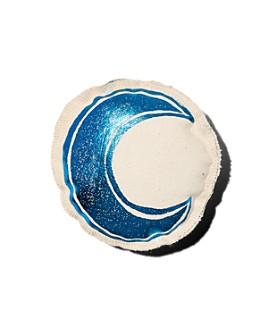 Lucky Fish - Lavender Crescent Moon Satchet