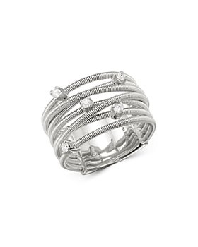 Marco Bicego - Bi49 Diamond Multi-Row Statement Ring Collection - 100% Exclusive