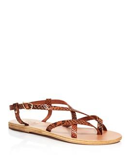 Ancient Greek Sandals - Women's Semele Strappy Sandals
