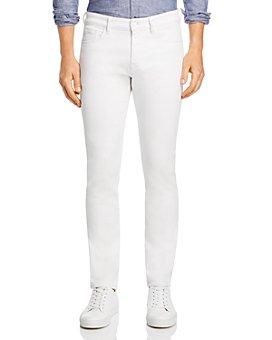 BOSS - Delaware Slim Fit Jeans in White