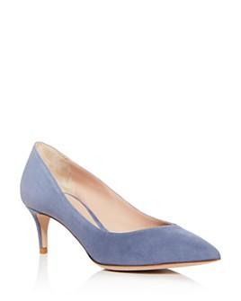 Armani - Women's Decolette Pointed-Toe Pumps