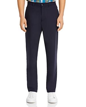 Aspesi Zip-Pocket Slim Fit Pants