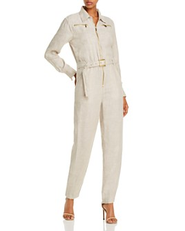 Onia - Belted Utility Jumpsuit