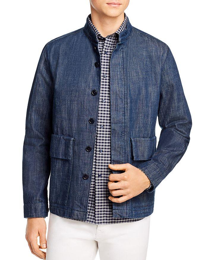 Barbour - White Label Moray Regular Fit Shirt Jacket