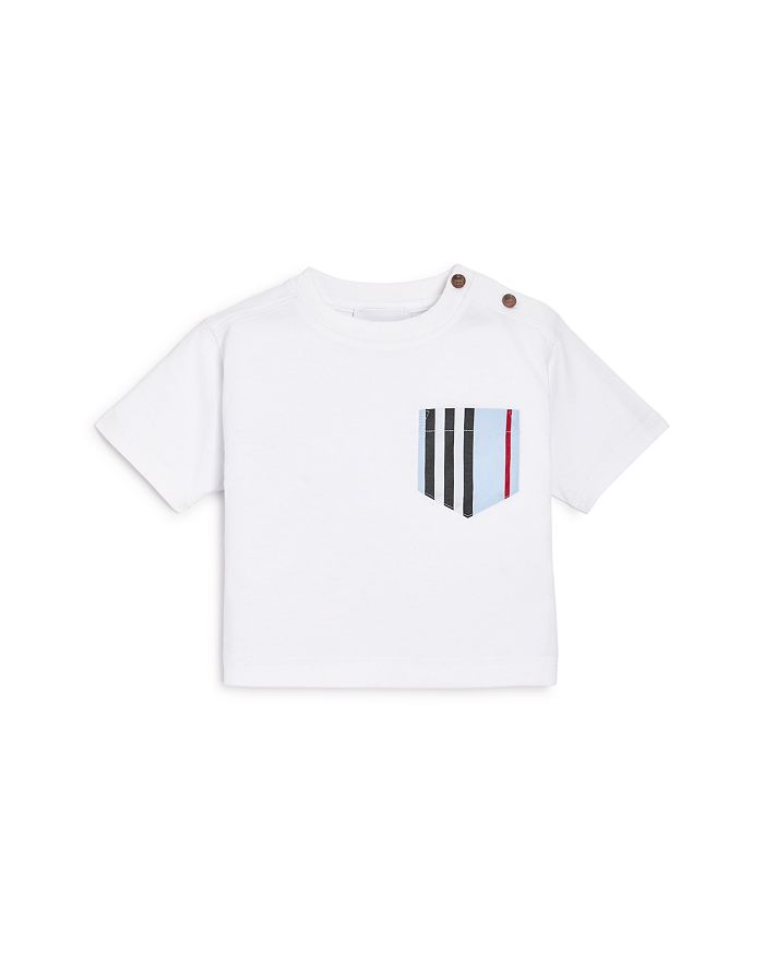 Burberry - Unisex Icon Pocket Tee - Baby