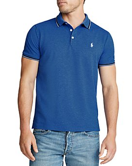 Polo Ralph Lauren - Custom Slim Stretch Mesh Polo Shirt