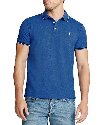 Polo Ralph Lauren - Custom Slim Stretch Mesh Polo Shirt