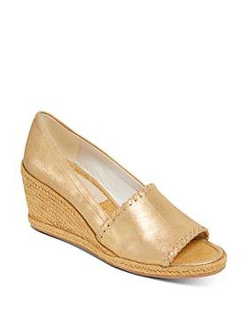 Jack Rogers - Women's Palmer Wedge Heel Espadrille Sandals