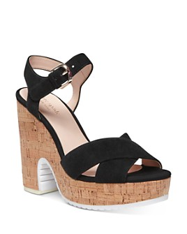 kate spade new york - Women's Glynda High-Heel Platform Sandals