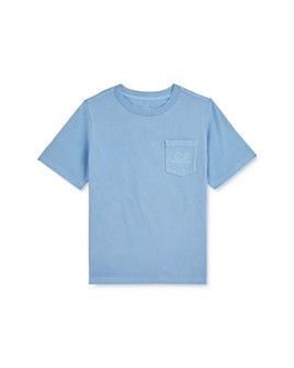 Vineyard Vines - Boys' Vintage Whale Pocket Tee - Little Kid, Big Kid