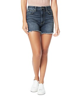 Joe's Jeans - The Kinsley Denim Shorts in Hyssop