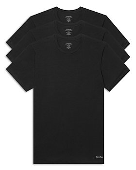 Calvin Klein - Short-Sleeve Crewneck Tee - Pack of 3