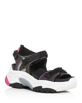 Ash - Women's Adapt Platform Sandals