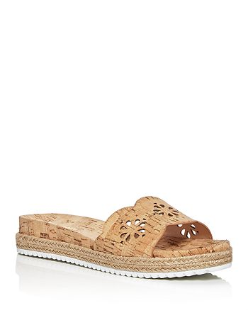 kate spade new york - Women's Zane Espadrille Slide Sandals