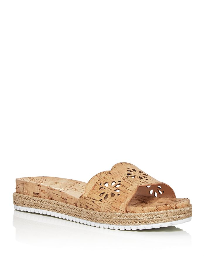 kate spade new york - Women's Zane Espadrille Slide Sandals