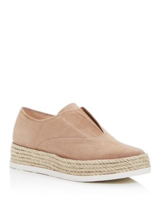 Berta Platform Slip-On Sneakers