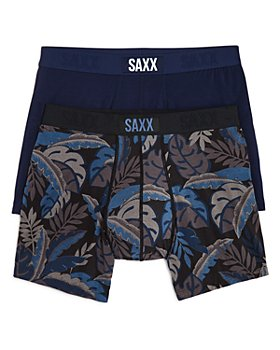 SAXX - 2-Pk. Vibe Boxer Briefs Set