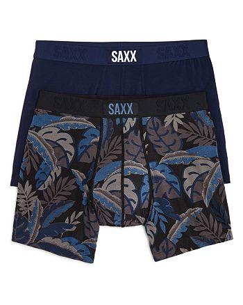 SAXX - 2-Pk. Vibe Boxer Briefs Set