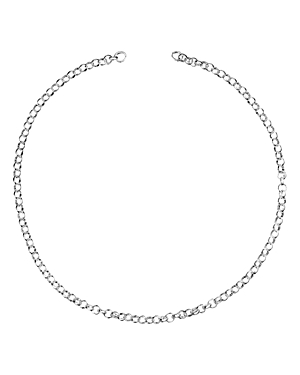 Tous Sterling Silver Choker Necklace, 16.5