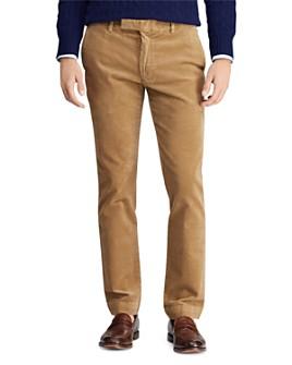 Polo Ralph Lauren - Stretch Slim Fit Corduroy Pants