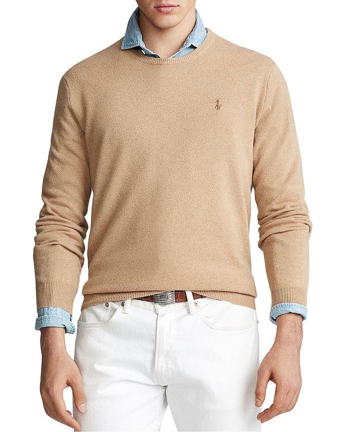 Polo Ralph Lauren - Regular Fit Crewneck Sweater