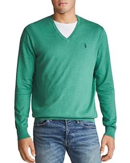 Polo Ralph Lauren - Regular Fit V-Neck Sweater