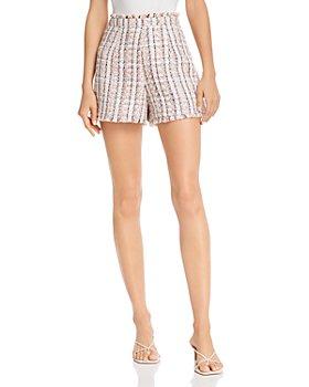 Cinq à Sept - Coronado Tweed Shorts