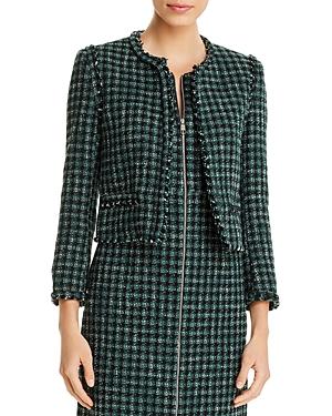 Boss Johella Tweed Jacket