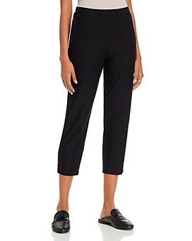 Eileen Fisher - Tapered Cropped Pants