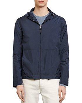 Sandro - Hooded Coach Jacket