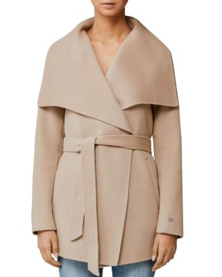 Soia /& Kyo Womens Samia Double Face Wool Coat