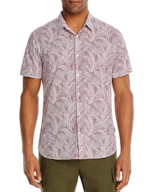 John Varvatos Star Usa Jasper Slim Fit Swirl Camp Shirt - 100% Exclusive-Men