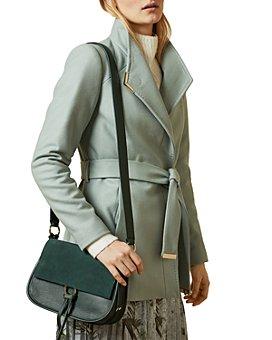 Ted Baker - Drytaa Belted Short Coat